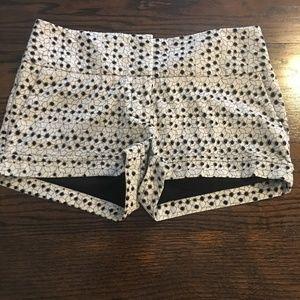 womans shorts